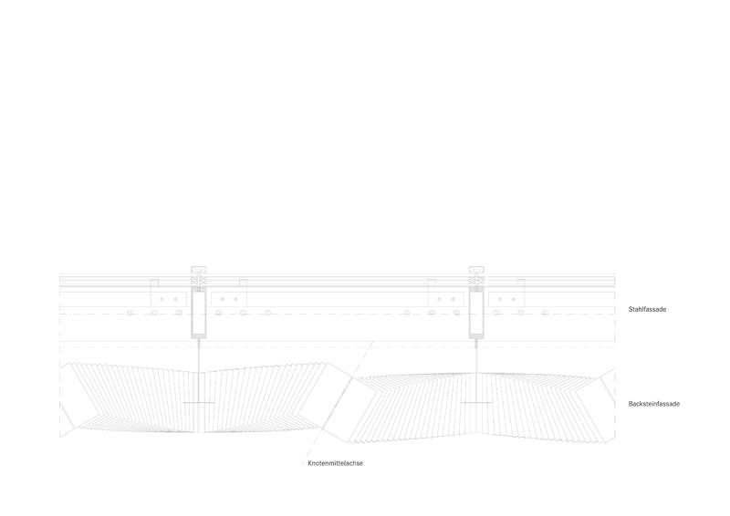 Gramazio Kohleru0027s Robotic Arm Creates An Elegant Twisting Brick  Facade,Courtesy Of Gramazio Kohler