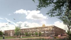 Full building exterior