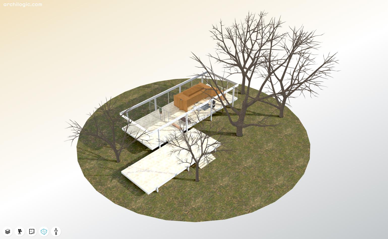 Gallery of A Virtual Look Into Mies van der Rohe's