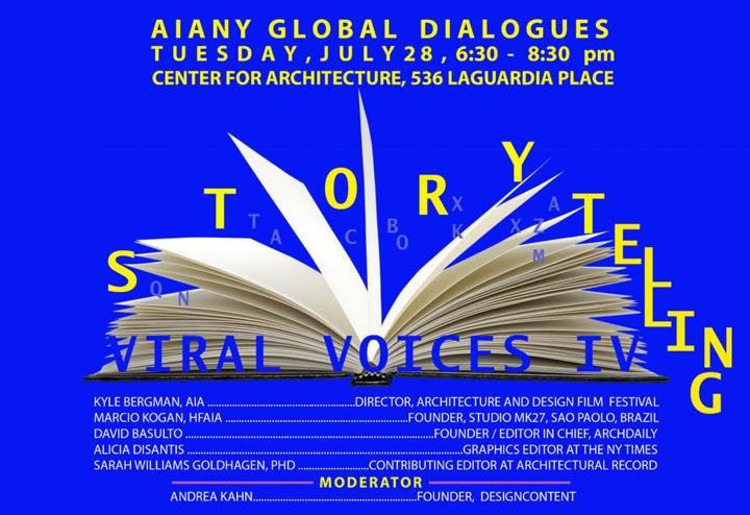 Viral Voices IV / STORYTELLING: On Media, Representation, and Narrative