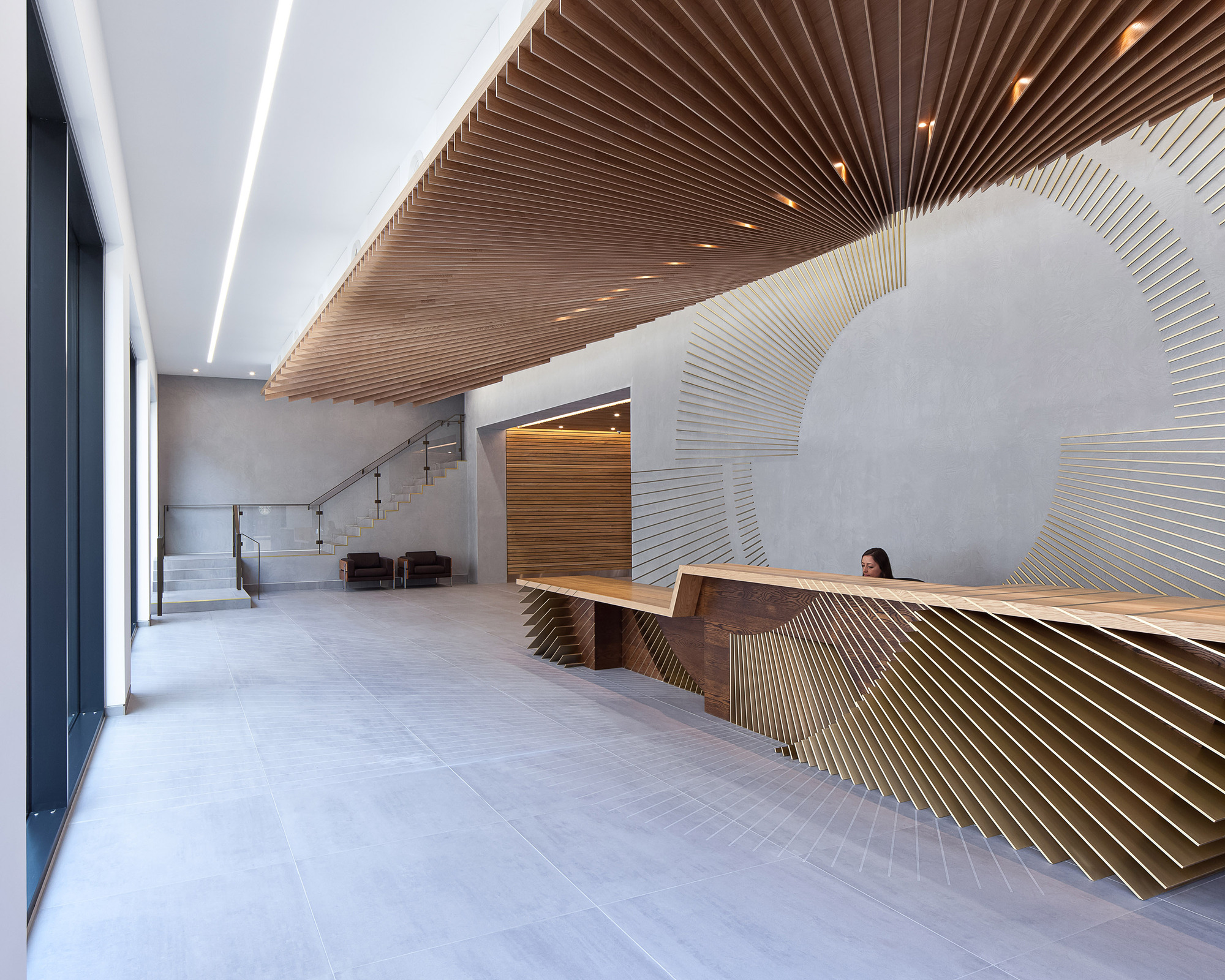 Galer a de edificio ampersand darling associates 4 for 4 design hotel saccharum