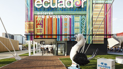 Ecuador Pavilion Milan Expo 2015 / Zorrozua y Asociados