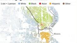 How Infrastructure Segregates Cities