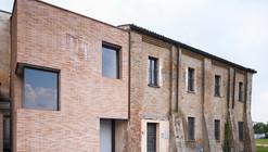 Ampliación del Convento S. María / LR-Architetti