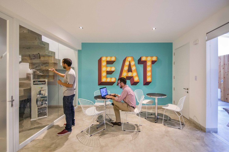 Comunal Co-Working / DA-LAB Arquitectos, © Renzo Rebagliati