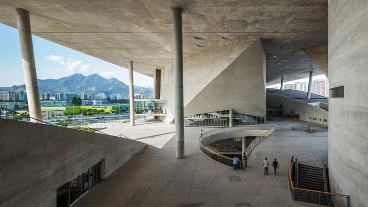 Rio Academy: urbanismo e mobilidade são tema do segundo dia do evento, Cidade das Artes, de Christian de Portzamparc. Image Cortesia de AECDP