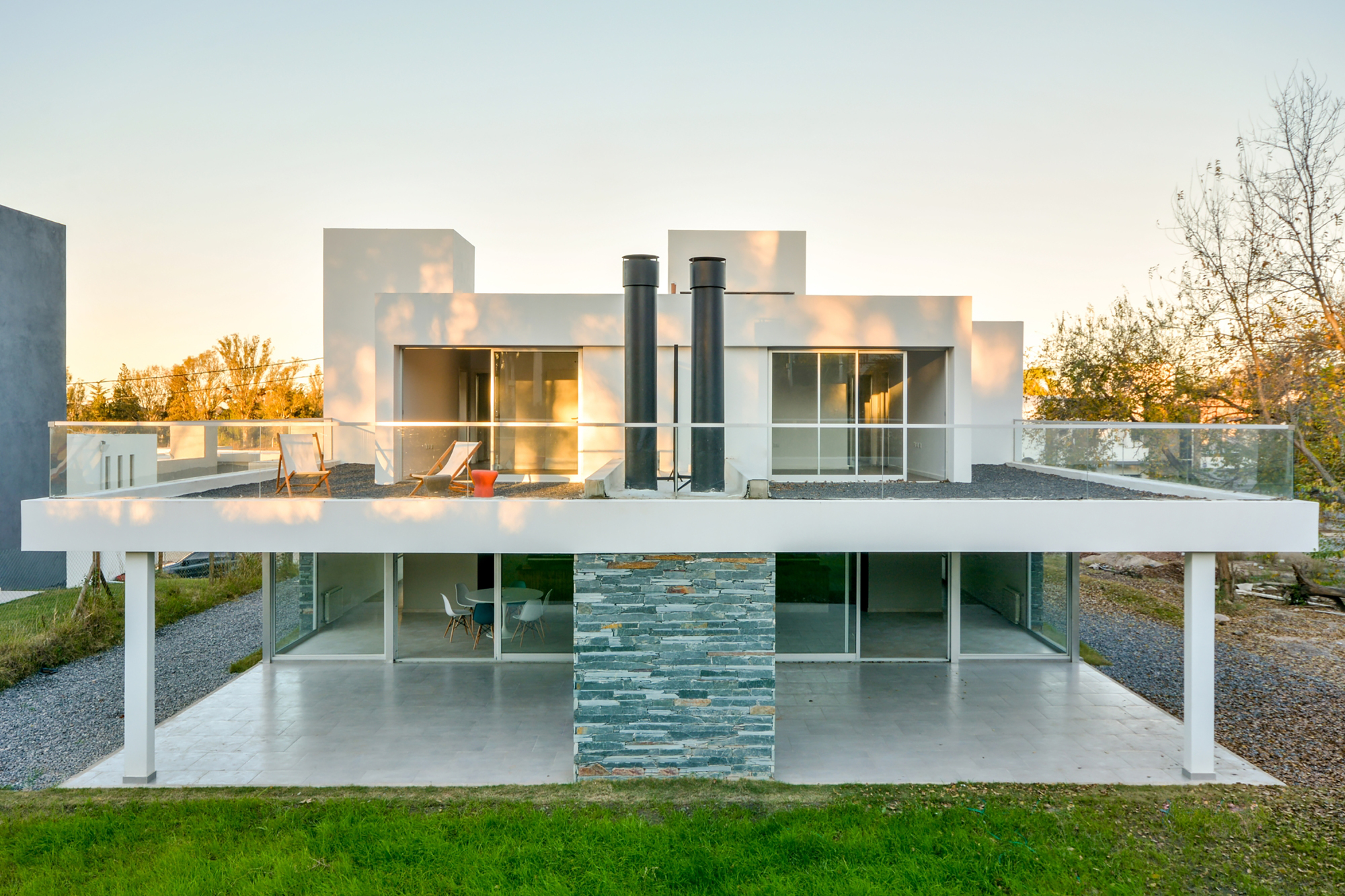 Paired Residences Estudio A 3 Archdaily