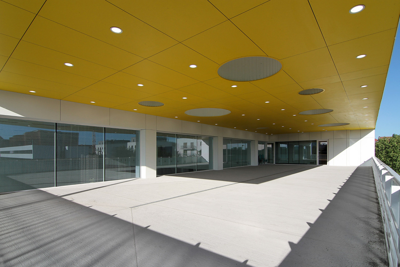 Sports hall in poznan neostudio architekci