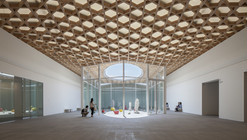 Oita Prefectural Art Museum / Shigeru Ban Architects