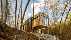 Val-des-Monts Cottage / Christopher Simmonds Architect