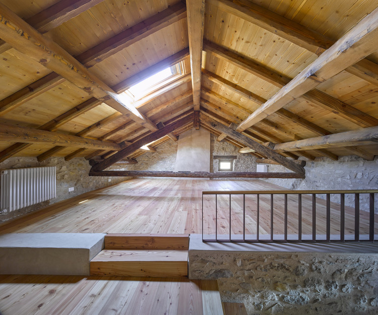 Casa Crotta / Massimo Galeotti Architetto, © Francesco Castagna