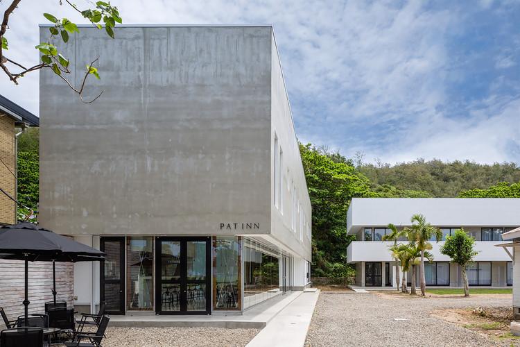 Hotel pat inn kichi architectural design archdaily m xico for Design hotel 69