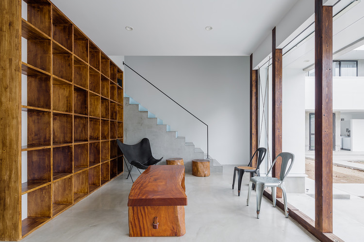 Hotel Pat Inn  / Kichi Architectural Design, © Ippei Shinzawa