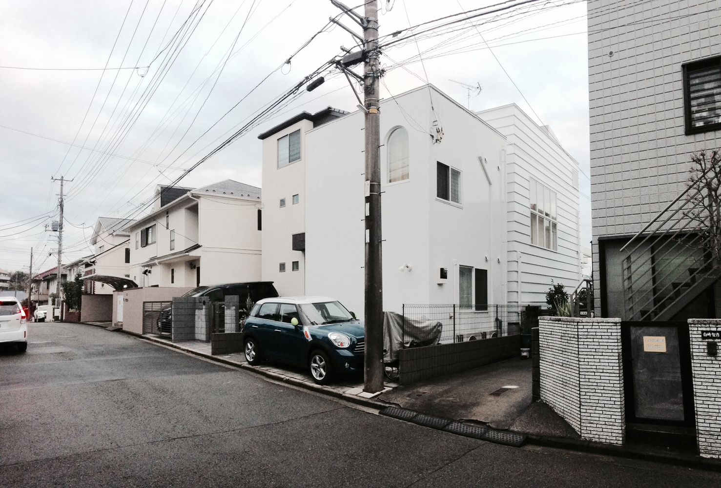 Gallery of House in Tama-plaza / Takushu ARAI Architects - 5