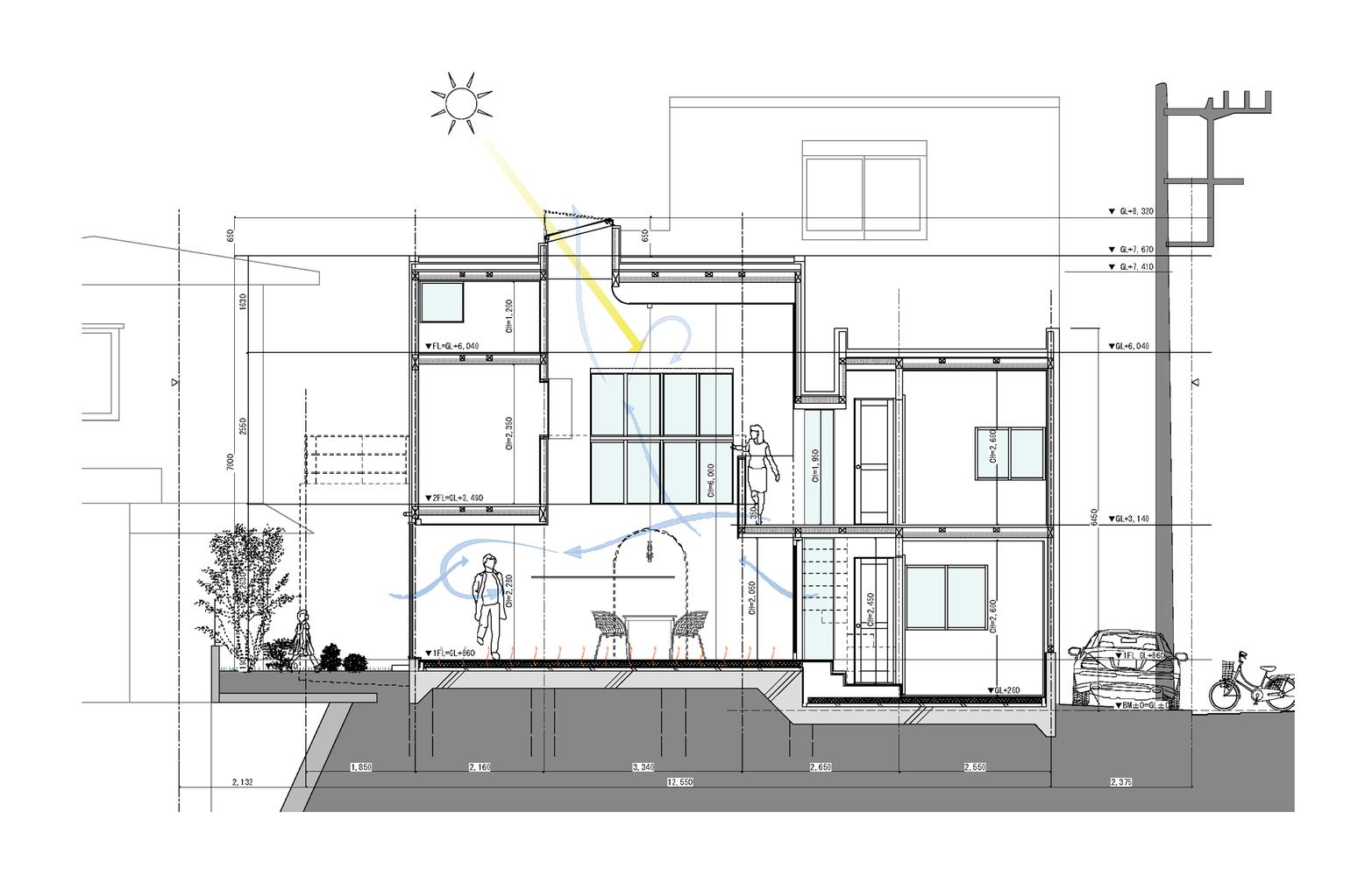 Gallery of House in Tama-plaza / Takushu ARAI Architects - 20