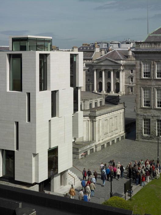 Edifício de Pesquisas de Ciências Humanas / Mccullough Mulvin Architects, Cortesia de Mccullough Mulvin Architects