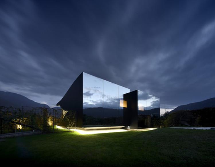 Archivo: Espejos en la Arquitectura