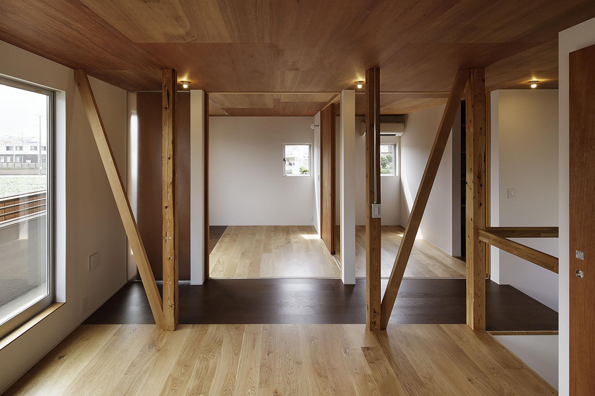 House of Kodaira / KASA Architects