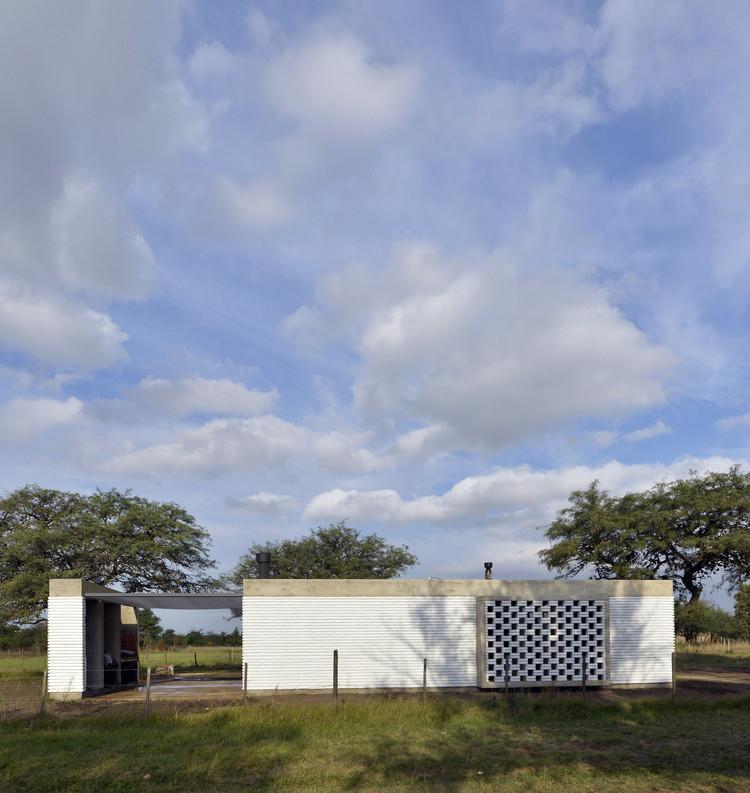 Casa D+S  / Estudio BSB, © Roger Berta