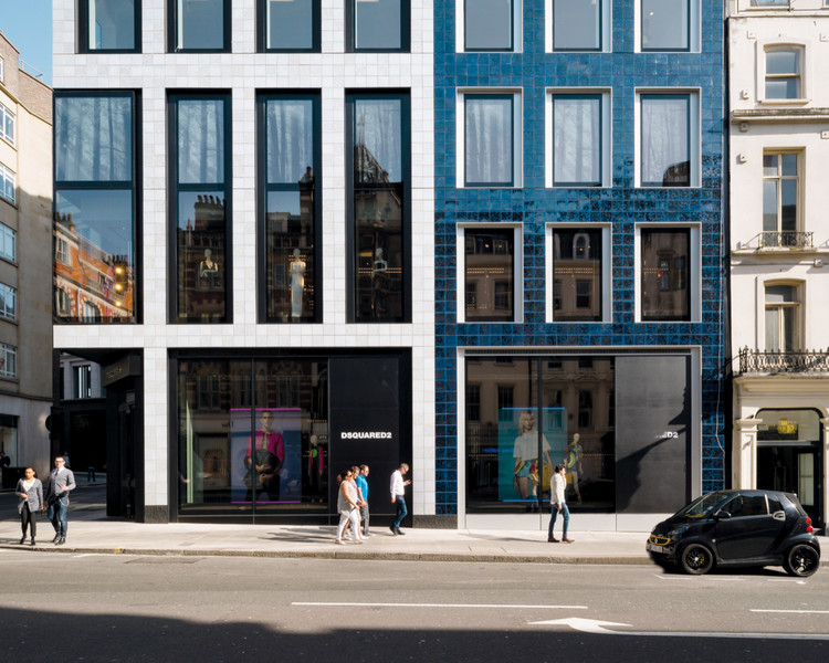 24 Savile Row / EPR Architects, Courtesy of EPR Architects