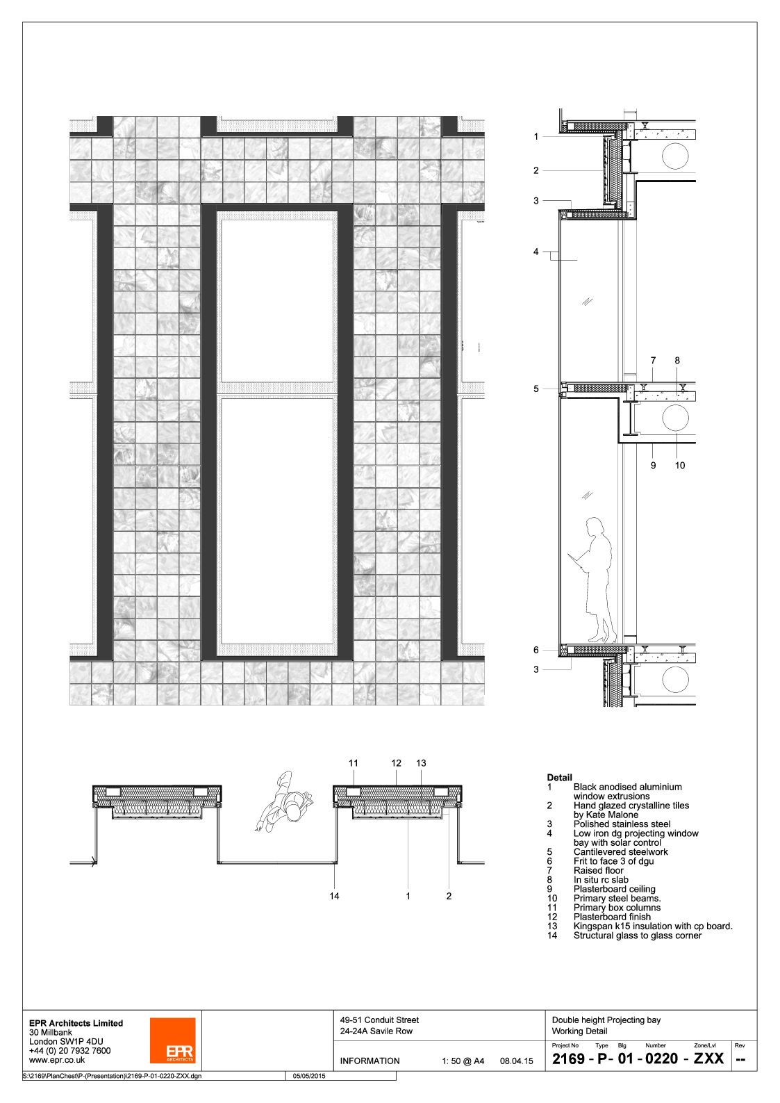 Gallery Of 24 Savile Row Epr Architects 30 Doubleglazingdiagram01jpg