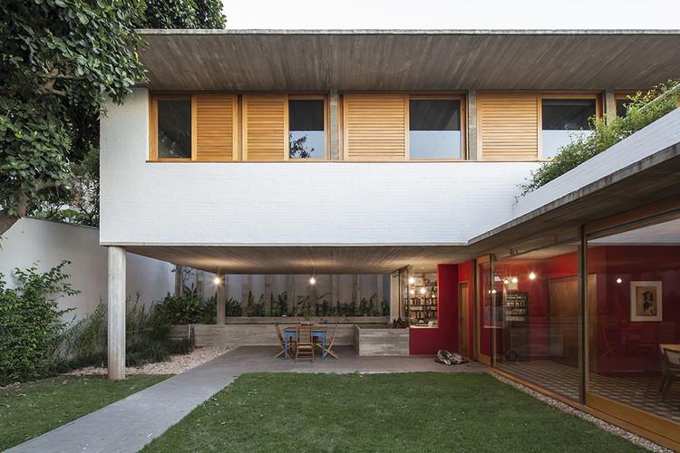 Casa na Lapa / Brasil Arquitetura, © Leonardo Finotti