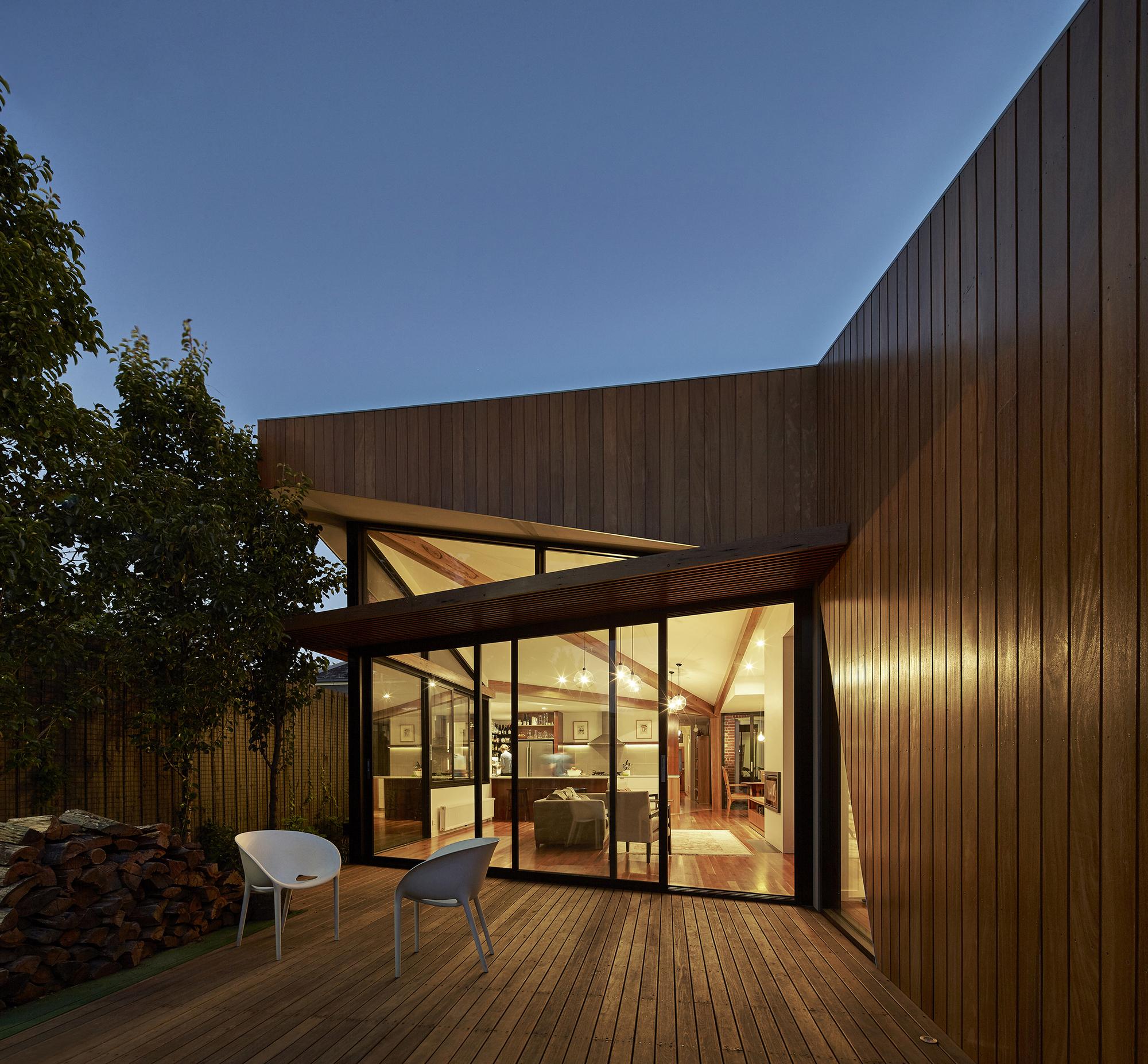 Diagonal House / Simon Whibley Architecture & Antarctica ...