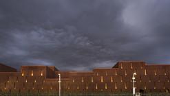 Moroccan Pavilion Milan Expo 2015 / OUALALOU+CHOI