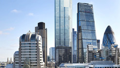 22 Bishopsgate Set to be London's Tallest Skyscraper