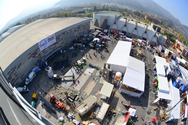 Acreditaciones abiertas para la Feria Internacional de la Construcción 2015, Santiago de Chile, Cortesía de Feria Internacional de la Construcción
