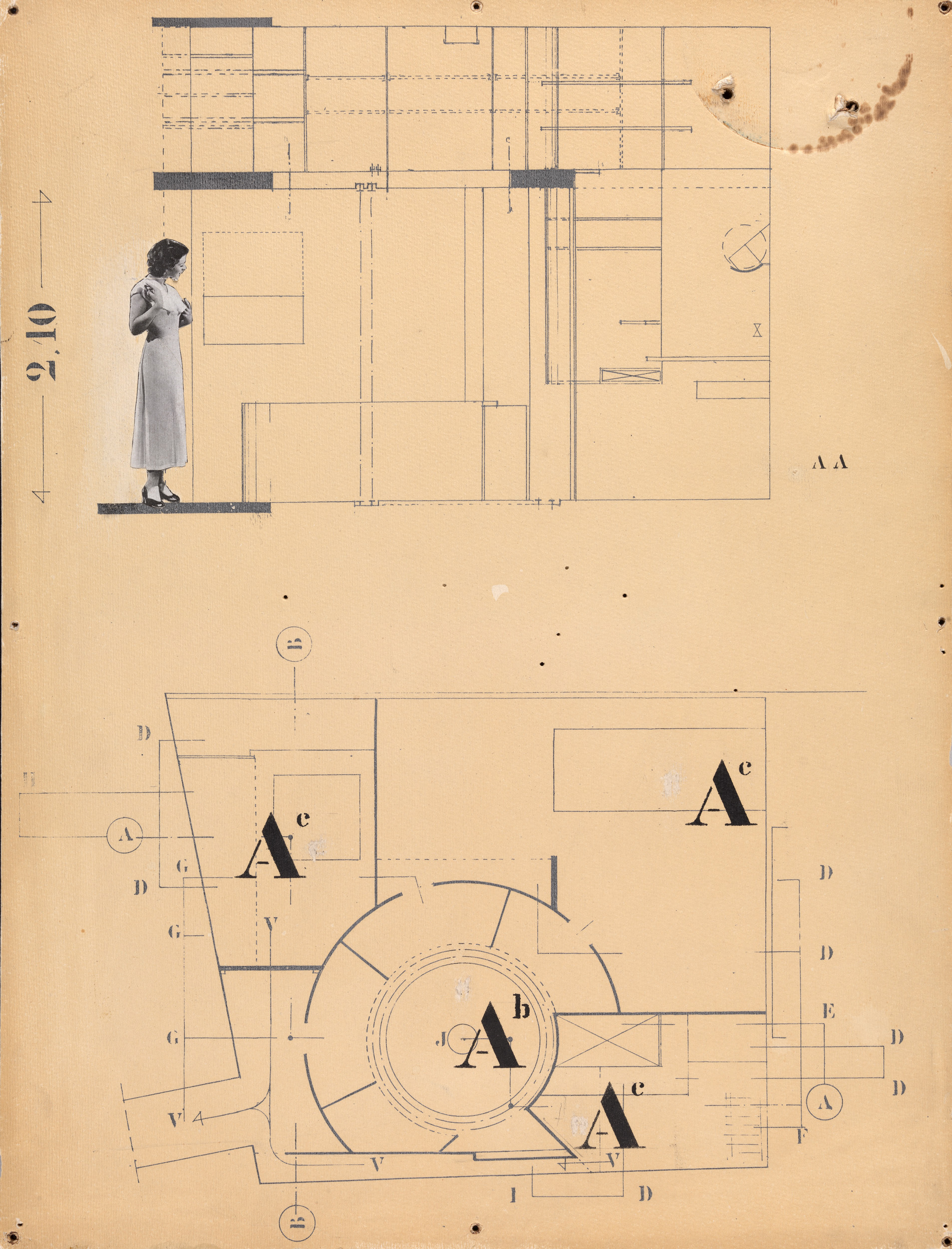 eileen gray e1027 floor plan - photo #14