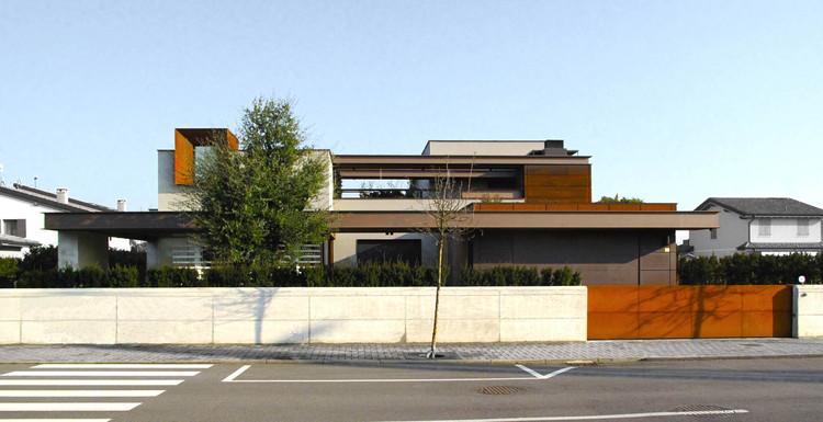 Casa B / Unostudio Architetti associati, © Gianni Basso / vegamg