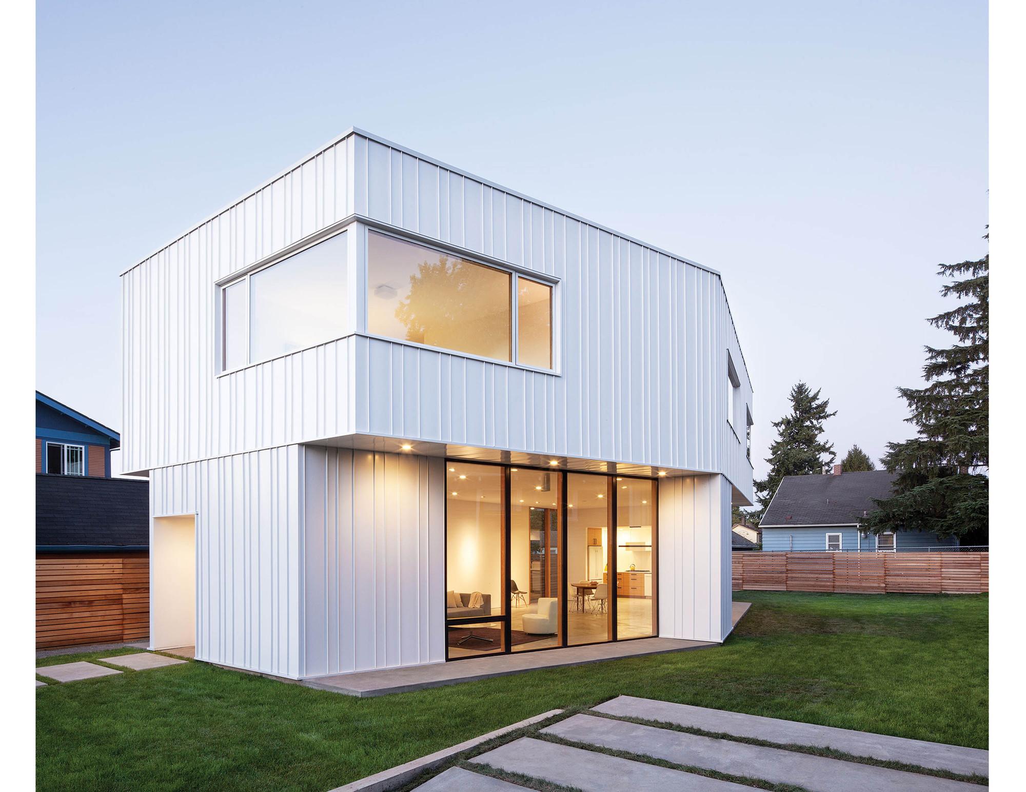 Pavilion House Waechter Architecture Archdaily
