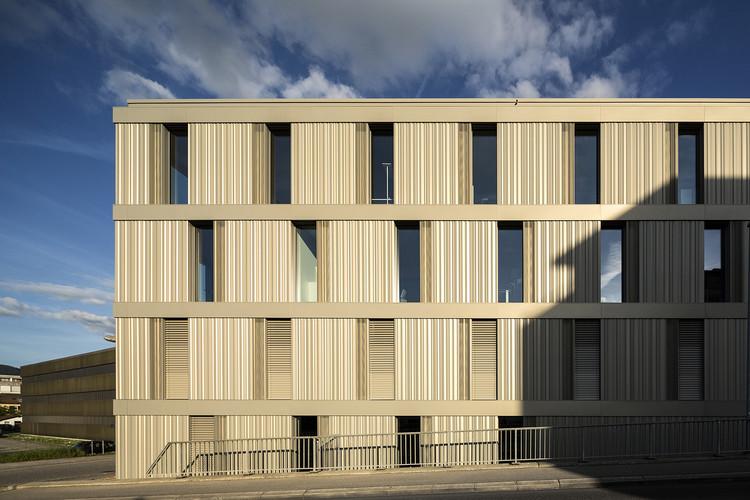 Polyadès / Stähelin Architekten, © Fernando Guerra | FG+SG