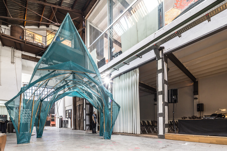 Universities from Barcelona and Zurich Selected to Create a New Design School in China, IAAC Fabrication Lab. Image Courtesy of PATI NÚÑEZ AGENCY