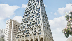 "Daniel Libeskind to Build ""Pyramid Tower"" in Jerusalem"