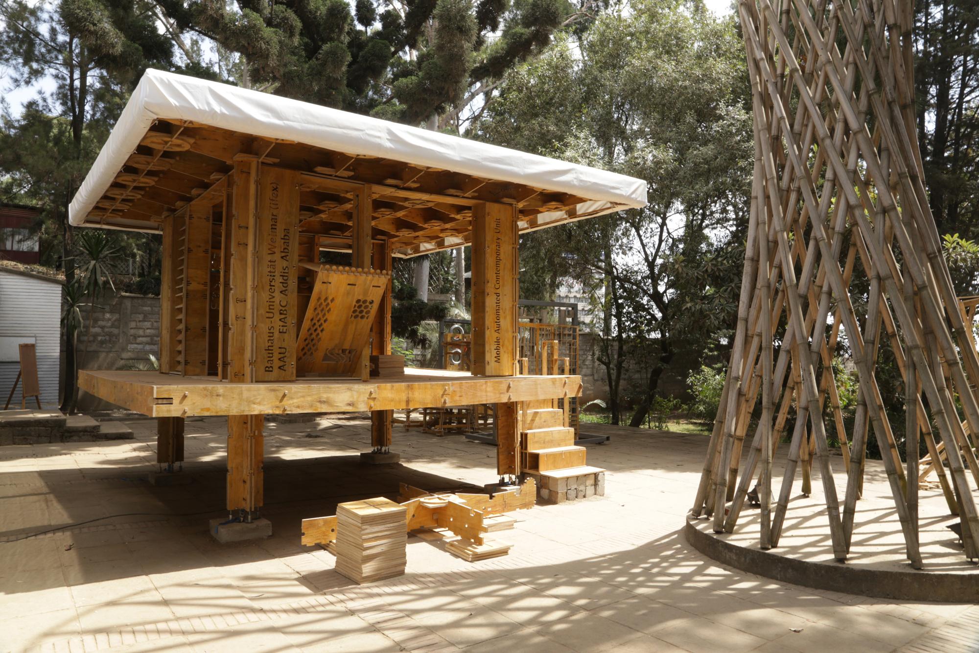 3 experimental homes address hyper urbanization in africa - Construcciones de casas modernas ...