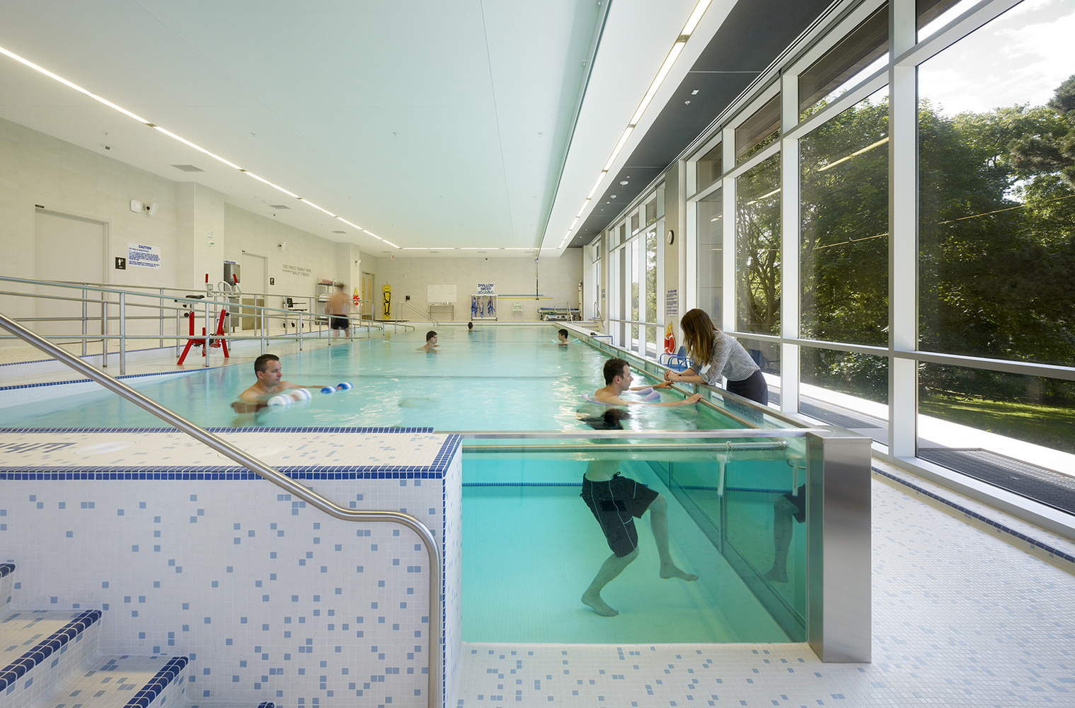 Gallery of Bridgepoint Active Healthcare / Stantec Architecture + ...