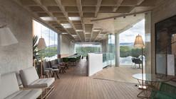 Bar-Piscina-Galería / BCMF Arquitetos + MACh Arquitetos