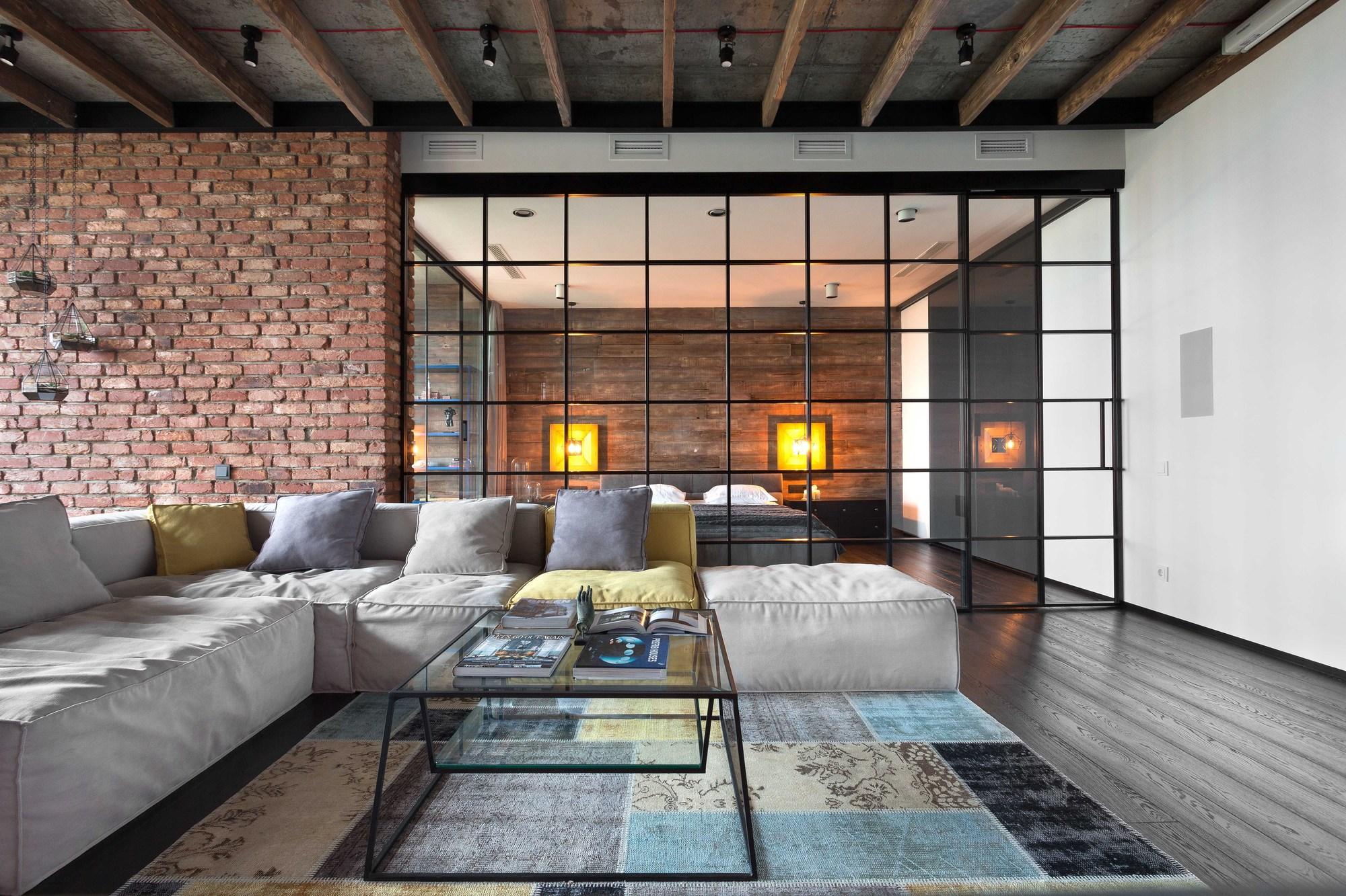 loft in kyiv martinarchitects archdaily. Black Bedroom Furniture Sets. Home Design Ideas