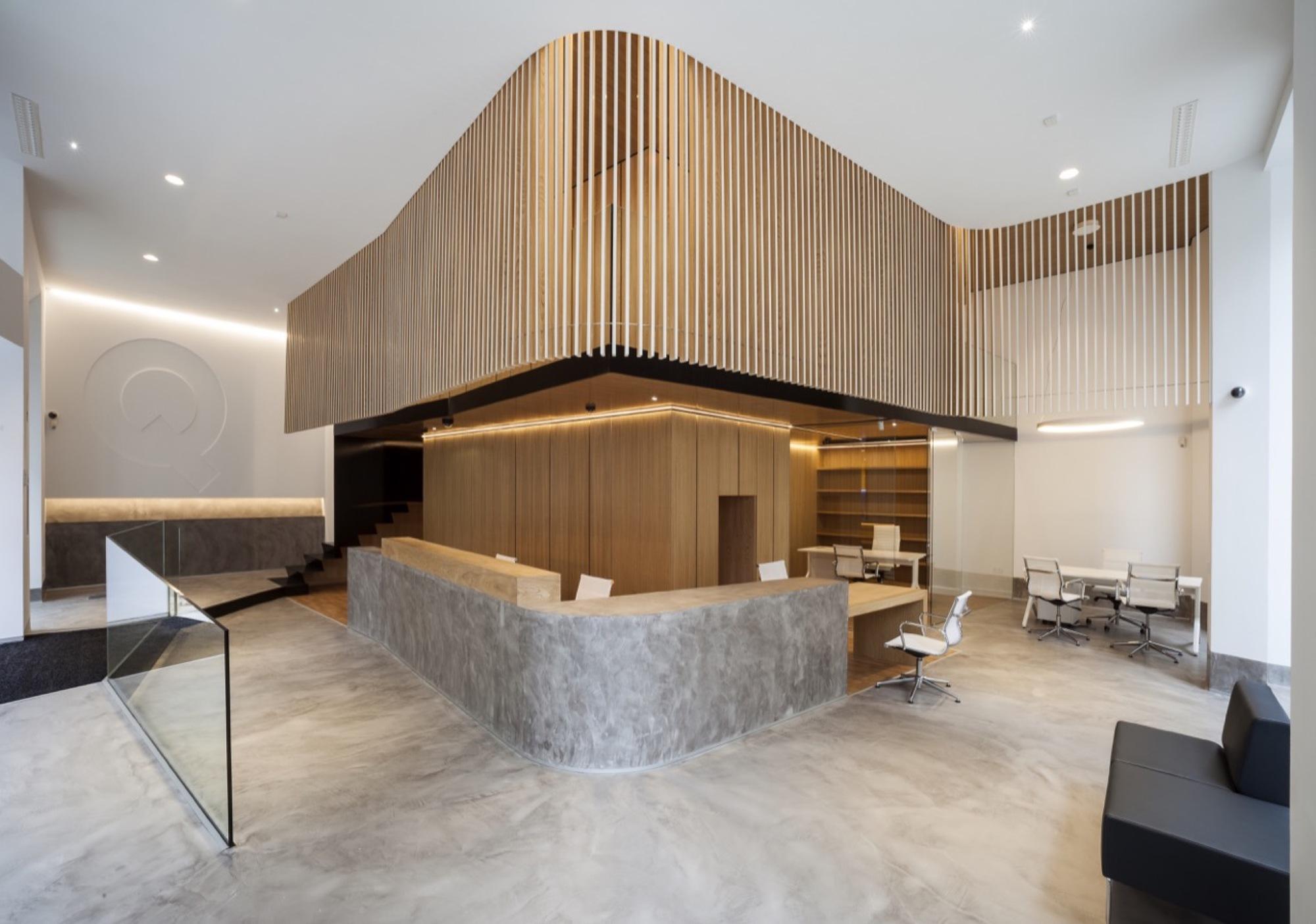 Bank Office Rubio Bilbao Arquitectos Archdaily