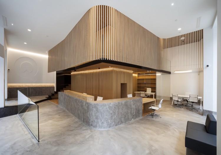 Oficina bancaria rubio bilbao arquitectos plataforma for Diseno de interiores en bilbao