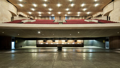 Auditorio Blackberry / Estudio Atemporal