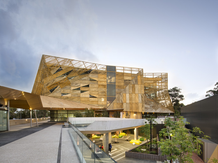 Ngoolark Student Services Building / JCY Architects and Urban Designers, © Rob Ramsay