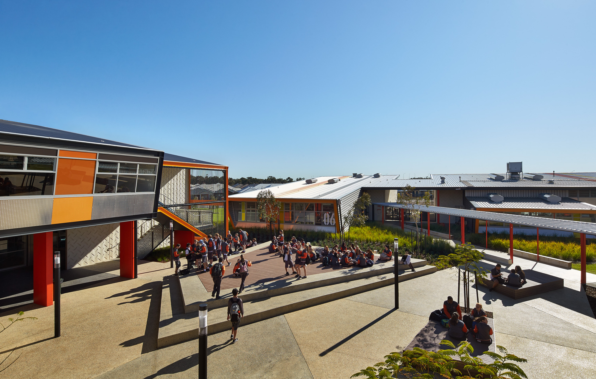 Gallery of Baldivis Secondary College / JCY Architects and