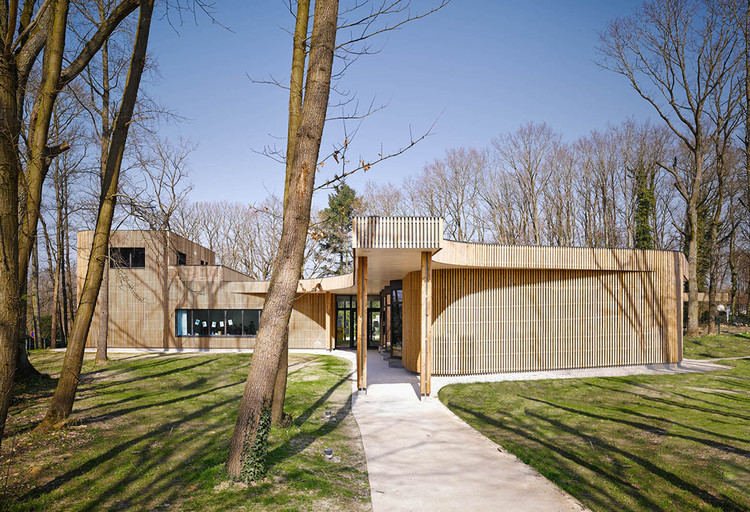 Children's House / MU Architecture, © David Foessel Photography