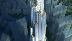 Atkins Begins Work on Vietnam's Tallest Building