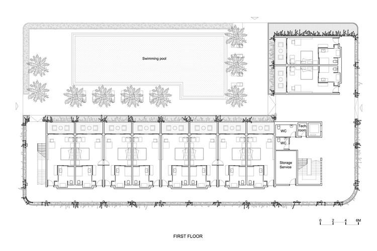 Resort Naman Vo Trong Nghia Architects Archdaily Brasil