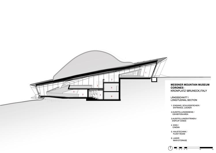 Messner Mountain Museum Corones Zaha Hadid Architects