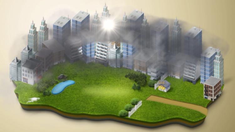 Una gran torre para purificar el aire de nuestras ciudades, vía Plataforma Urbana
